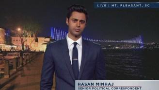 Hasan Minhaj Of 'The Daily Show' Will Headline The Trump-Less White House Correspondents' Dinner