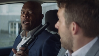 Bullets And F-Bombs Rain Down On Ryan Reynolds And Samuel L Jackson In The 'Hitman's Bodyguard' Trailer