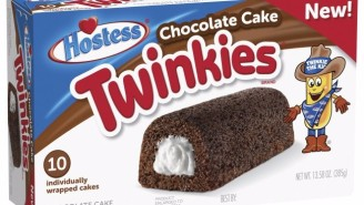 Hostess Finally Brings Us The Chocolate Cake Twinkies We Deserve