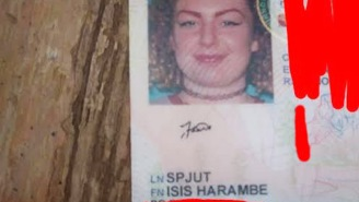 A Real Person Named 'Isis Harambe' Wins The Award For Having The Most Bizarre Name Ever