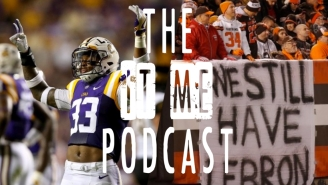 The 'It Me' Podcast: Previewing The NFL Draft And A Conversation With Jamal Adams