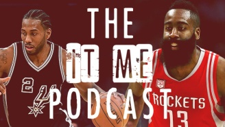 The 'It Me' Podcast: Breaking Down The NBA MVP Race And Our Worst Airport Stories