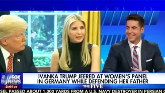 Everyone Is Pouncing On 'Vile' Fox News Personality Jesse Watters After He Made A Lewd Joke About Ivanka