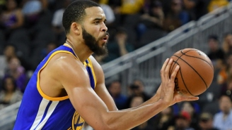 JaVale McGee Really Wants To Be On An Episode Of 'Law And Order: SVU'
