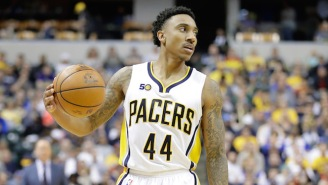 Jeff Teague Insists The Pacers 'Ain't Getting Swept' By The Cavs