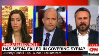 A CNN Guest Shames Fareed Zakaria: He 'Would Have Sex With' Trump's Missile Attack If He Could