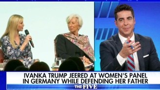 Fox News Personality Jesse Watters Announces A Surprise 'Vacation' After His Lewd Ivanka Joke