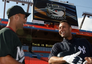 Derek Jeter And Jeb Bush Are Now Friends Just Trying To Buy The Miami Marlins