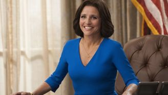 Julia Louis-Dreyfus Was Asked To Run For Office By 'Top Democrats'