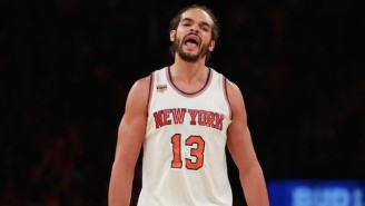 The Knicks Reportedly Plan On Waiving Joakim Noah Before The Season