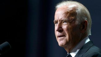 Joe Biden Argues Anyone Who Doesn't Help Prevent Sexual Assault Is A 'Coward,' Including Betsy DeVos