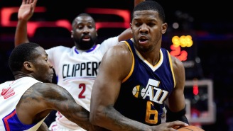 Joe Johnson Unlocked Vintage Iso Joe By Burying The Clippers With A Playoff Buzzer Beater