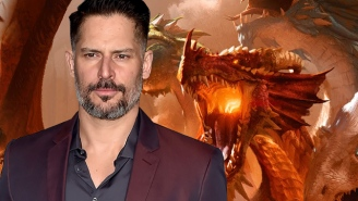 And Lo, The Geek Gods Want To Give Us Joe Manganiello In A 'Dungeons & Dragons' Movie