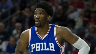 Joel Embiid Took A Cue From Andrew Bynum With His New Haircut