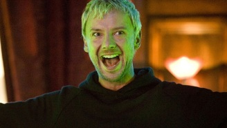 The 'Doctor Who' First Look At John Simm's The Master Features A Throwback To The Classic Series