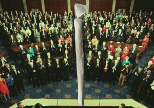 Marijuana Activists Hope To Make A 'Joint Session Of Congress' Literal By Passing Out Joints On 4/20