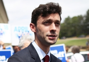 A Hotly-Contested Georgia Special Election Lands In A Runoff For Leading Democrat Jon Ossoff