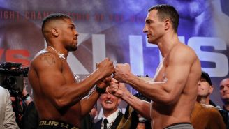 Joshua-Klitschko Is The First Checkpoint In The Resurgence Of Boxing's Heavyweights