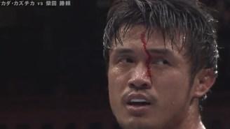 Katsuyori Shibata's Brain Injury Is Reportedly Part Of An Angle