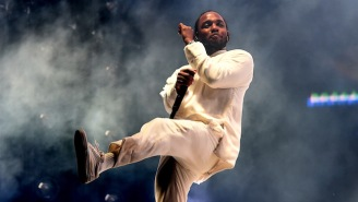 Kendrick Lamar's Coachella Set Was The 'DAMN' Victory Lap He Deserves