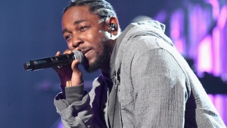 Kendrick Lamar's New Album 'DAMN.' Leaked And Fans Are Up In Arms