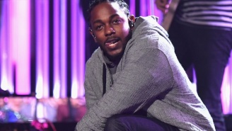 Kendrick Lamar's 'DAMN.' Leaked, But Is It Even The Official Version?