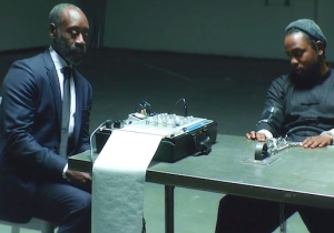 Naturally, Everyone Is Going Crazy Over Don Cheadle Rapping In Kendrick's 'DNA' Video