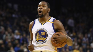 Kevin Durant And 'The Bachelorette' Were Once A 'Pretty Serious' Couple