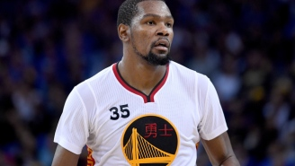 Kevin Durant Claims James Worthy Did Some 'Shady Sh*t' After He Joined The Warriors