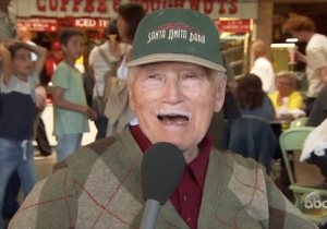 Senior Citizens Share Their Sex Secrets With Jimmy Kimmel And They're Probably Doing It More Than You