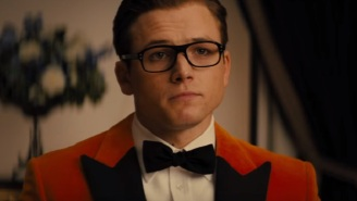 Taron Egerton Says He's Not In The Next 'Kingsman,' Which Doesn't Exactly Mean He's Done With The Series