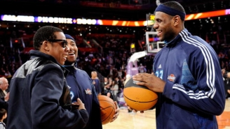 Apparently Jay Z Made The DeShawn Stevenson Diss Track To Get LeBron On The Nets