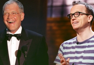 Comedy Now: The David Letterman Biography Is Out And Chris Gethard's One-Man Show Is In