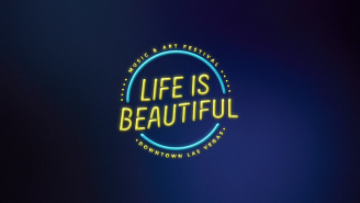 Las Vegas' Life Is Beautiful Festival Is The Perfect Mix Of Visual Art And Music
