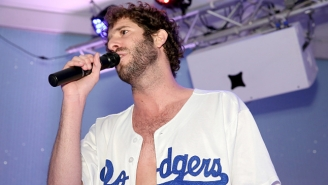 Lil Dicky Unofficially Joined Lonzo And LaVar As One Of The Balls