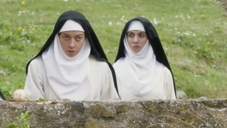 Aubrey Plaza And Alison Brie Are Hard-Partying Nuns In 'The Little Hours' Red Band Trailer