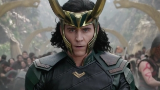 Loki's Panicked Face Is The Best Part Of The 'Thor: Ragnarok' Trailer