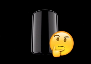 Apple Is 'Completely Rethinking' The Mac Pro