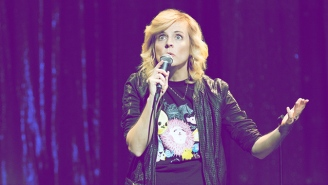 Maria Bamford On Her 'Old Baby' Sidekick, Religion And Exaggerating The Truth For Comedy's Sake