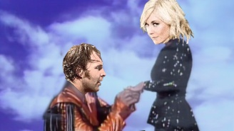 Dean Ambrose And Renee Young Have Apparently Tied The Knot