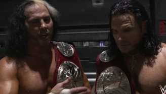 It's Unclear Just How #BROKEN The Hardys Will Be In WWE