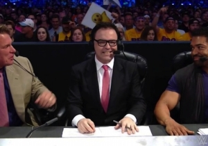 Mauro Ranallo Insists His WWE Departure Was Not Because Of JBL