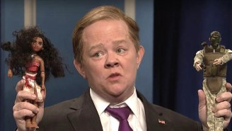 Melissa McCarthy Has Won An Emmy For Her Sean Spicer 'SNL' Impression