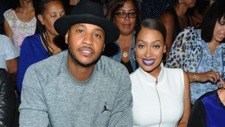 Carmelo Anthony And LaLa Are Reportedly Splitting After Things Have Been 'Rocky' For Awhile