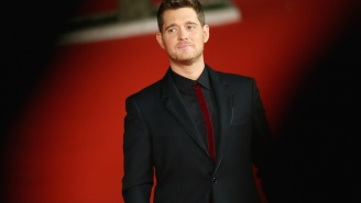 Michael Bublé's Wife Says Their Three-Year-Old Son Is Now Recovering From Cancer