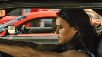 Michelle Rodriguez And Her Stunt Driver Walk Us Through The Craziest 'Fast And Furious' Stunts