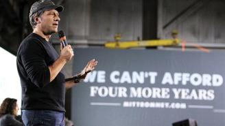 Mike Rowe Is Railing Against Nordstrom For Selling $425 'Pre-Muddied' Jeans