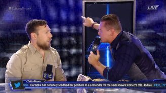 The Story Behind The Miz's Epic 'Talking Smack' Promo On Daniel Bryan