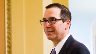 Trump Treasury Secretary Steven Mnuchin Promises The 'Biggest Tax Cut' In History (For Corporations)