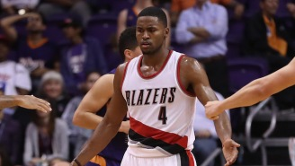 Maurice Harkless Made $500,000 By Not Attempting A Three-Pointer